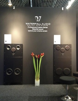 Waterfall Audio Goes Pro French Vintage Hifi